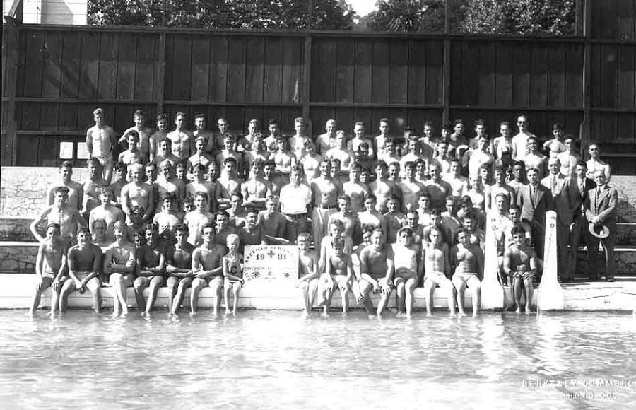 Lifesaving/WSI Summer Course - 1930's