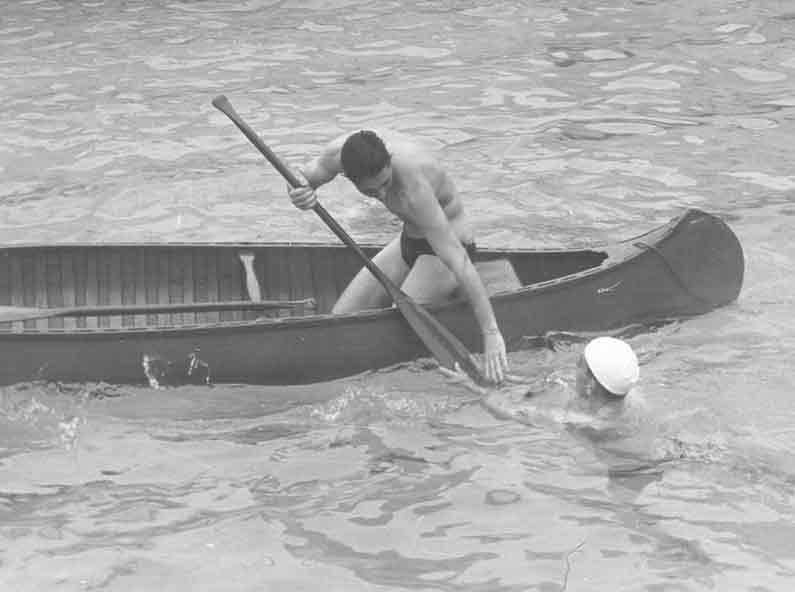Lifesaving Course - 1950's