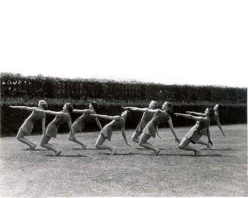 Intermediate Modern Dance - 1930's