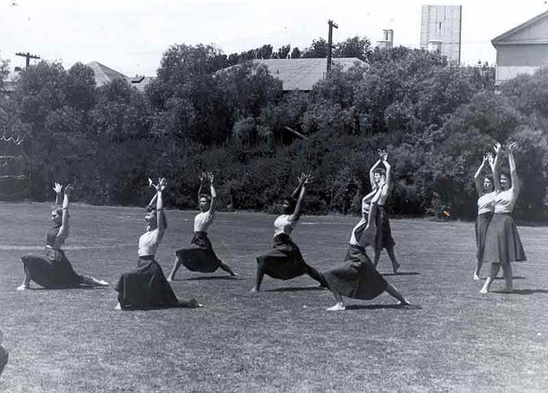 Advanced Modern Dance - 1950's