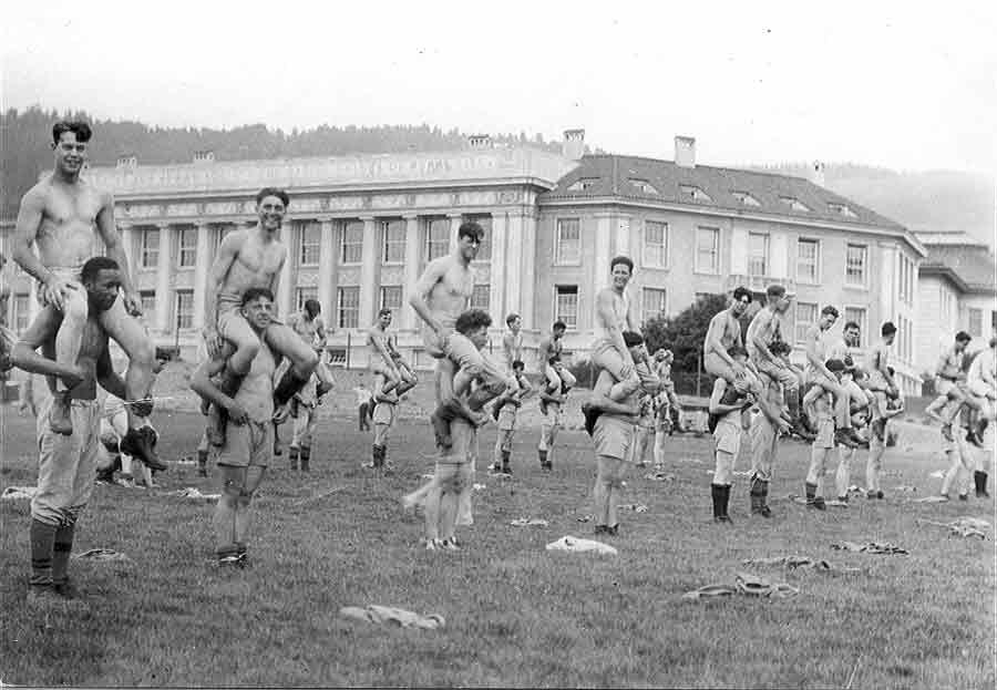 Conditioning 1920's