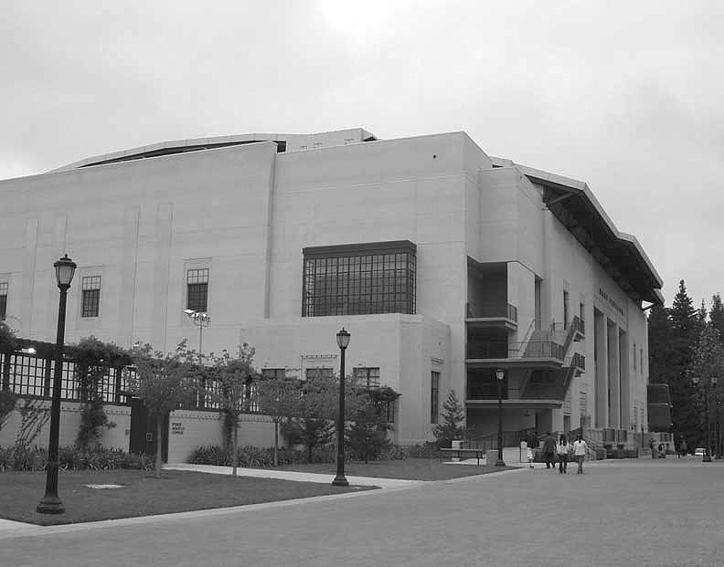 The New Walter Haas Jr. Pavilion 1999